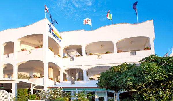Hotel Il Vascelo Marina Serra
